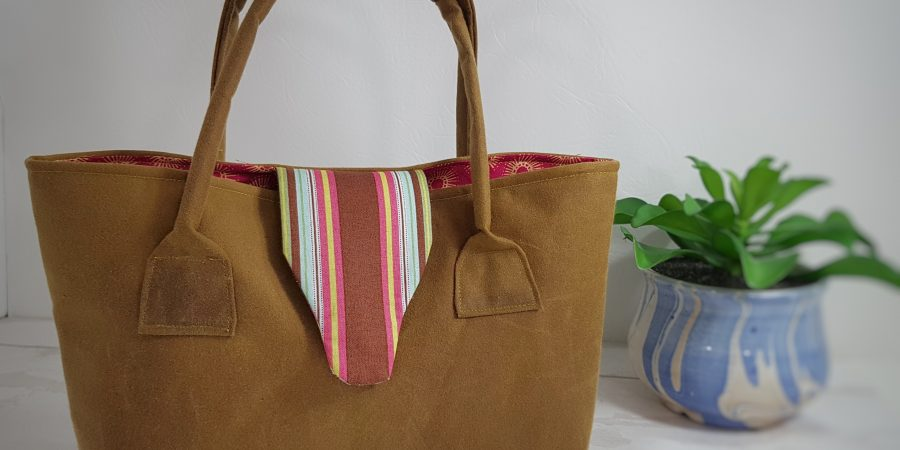 Easy to make handbag